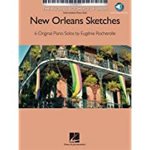 Hal Leonard New Orleans Sketches-Piano Solo Songbook-Audio Online