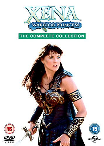 Xena - Warrior Princess: Complete Series 1-6 [DVD] by Lucy Lawless