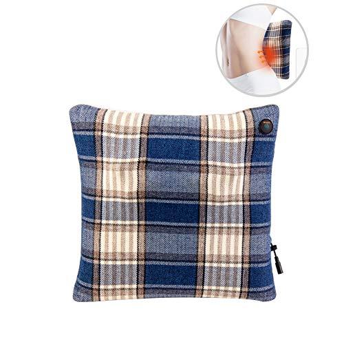 Cuello espalda masajeador shiatsu almohada tejido