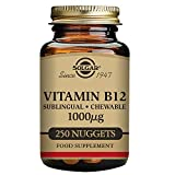 Solgar Vitamina B 12-250 Tabletas