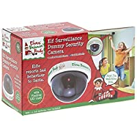 Hoolaroo VIP Elf Dummy CCTV Camera - Elf for Christmas Accessory