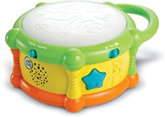 Leapfrog Learn and Groove Color Play Drum, Multi Color