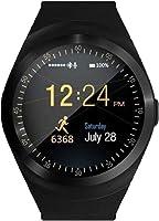 GUIGSI Smart Watch Donna Uomo Orologio Smartwatch Android Orologio Intelligente Resistente Phone Watch Sport Tracker di...