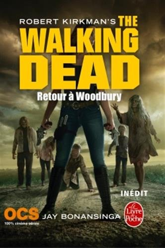 Retour à Woodbury (The Walking Dead, Tome 8)