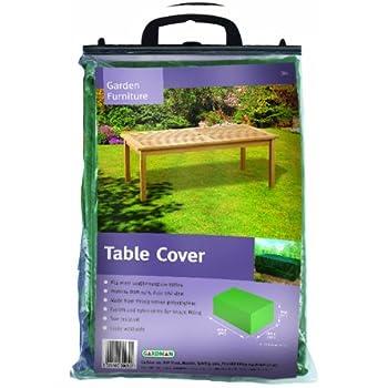 Rectangular Patio Table Cover: Amazon.co.uk: Garden & Outdoors