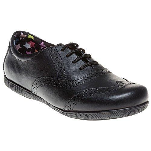Hush Puppies Faith Fille Chaussures Noir