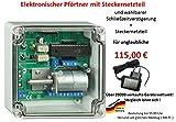 elektronischer Pförtner JT-HK + Steckernetzteil - Direkt vom Hersteller !