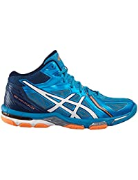 Chaussures montantes Asics Gel-VOLLEY ELITE 3 bleu/blanc/orange
