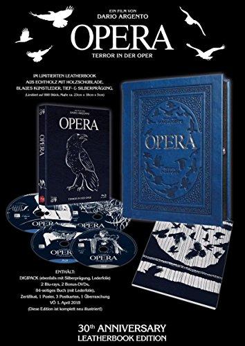 Opera - 4-Disc Leatherbook Edition