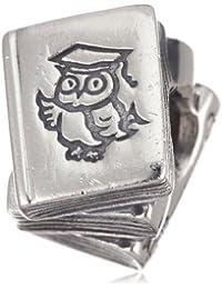 Pandora Unisex-Bead Sterling-Silber 925 Bücherstapel 790536