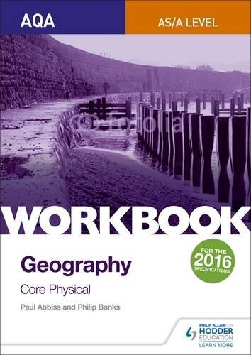 AQA AS/A-Level Geography Workbook 1: Physical Geography for sale  Delivered anywhere in UK
