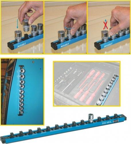 HAZET 850MHL Steckschlüsselhalter