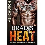 Fantasy Romance: Brad's Heat (A Alpha Male Billionaire Romance) (English Edition)