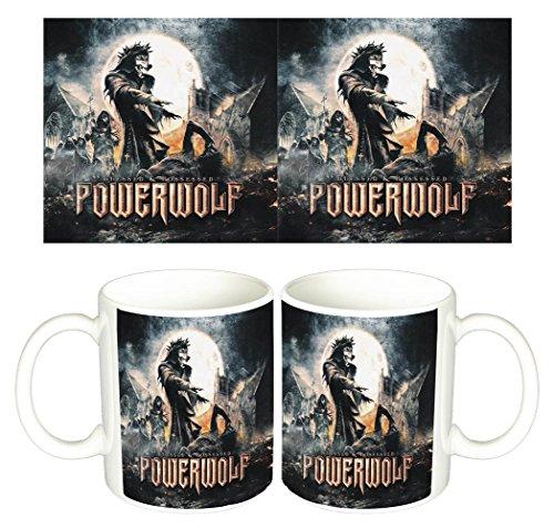 Powerwolf Blessed & Possessed Tazza Mug