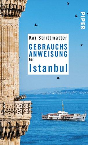 Buchseite und Rezensionen zu 'Gebrauchsanweisung für Istanbul' von Kai Strittmatter