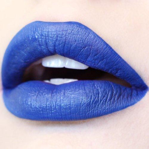 Colourpop Ultra Matte Lip Jellies (Rich Cobalt Blue) Cobalt Blue Jelly