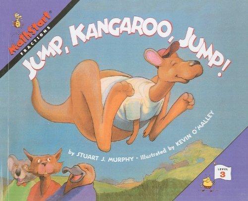 Jump, Kangaroo, Jump! (Mathstart: Level 3 (Prebound)) by Stuart J Murphy (1999-01-01)