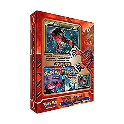Pokemon TCG: EX Collection Box YVELTAL