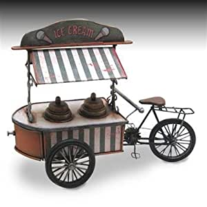 signes grimalt deko objekt eiswagen metall 29 cm 67066sg k che haushalt. Black Bedroom Furniture Sets. Home Design Ideas