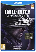 ACTIVISION WIIU CALL OF DUTY GHOSTS 84685IT CALL OF DUTY GHOSTS 2013 WIU