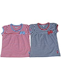 GIRLS NAUTICAL T-SHIRT