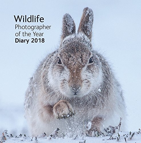 Wildlife Photographer of the Year Pocket Diary 2018 (Wildlife Photographer of the Year Diaries)