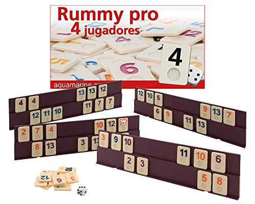 Aquamarine Games - Rummy Compudid DO005