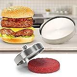 Burgerpresse Burgermaker Grill Maker Pattypresse Aluminum Hamburgerpress Form Küche Presse