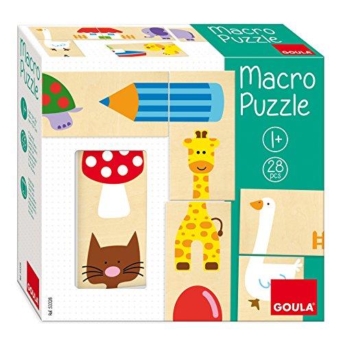 8 Macro Puzzle 28 Pieces ()