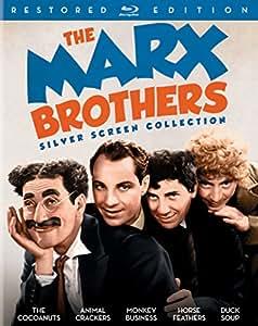 Marx Brothers Silver Screen Collection [Edizione: Francia]