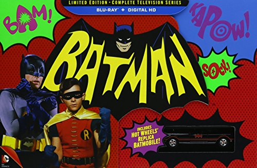 Batman: The Complete Television Series [USA] [Blu-ray]