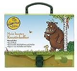 Unbekannt Lingen Helmut 49756 - Der Grüffelo Mein bunter Kreativkoffer, Spiele und Puzzles