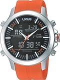 Lorus Men's Quartz Watch Sport RW609AX9 with Rubber Strap