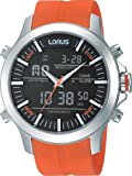 Lorus Reloj de Cuarzo para Hombre con Correa de Goma – RW609AX9
