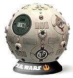 Star Wars - Droiden Wecker zum Werfen, witziges Fangeschenk, Digitalanzeige, mit Star Wars Logo