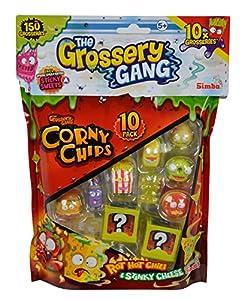 Grossery Gang - Bolsa de 10 Piezas (Simba 9291002)