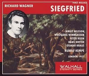 Siegfried: Nilsson-Windgassen-Klein-Hott