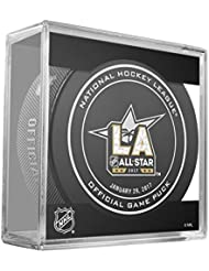 2017 NHL All-Star Game Official Game Puck