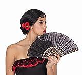 Rubie's Damen Perücke Spanierin Flamenco Tänzerin Karneval Party