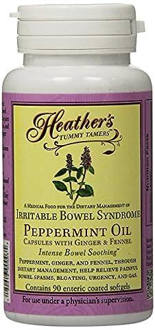 Tummy Tamers - Peppermint Oil - Huile de Menthe Poivrée