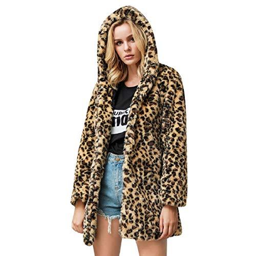 DEELIN Liquidación Venta Mujer Abrigo Jacket Sudadera