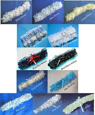 Shropshire Supplies Ladies Bridal Lace Garter
