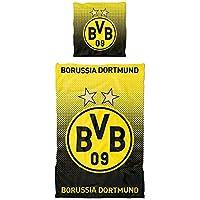 Borussia Dortmund BVB 09 BVB-Bettwäsche Punkteverlauf (135 x
