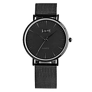 Eton Reloj de Pulsera de Malla–3279j-tt