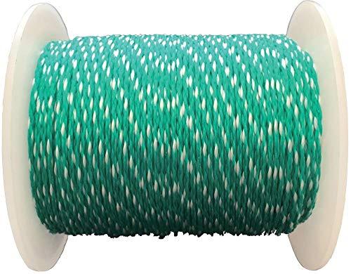 Overmann 008501700201000AA Maurerschnur 1,7 mm x 100 m aus Polypropylen, grün