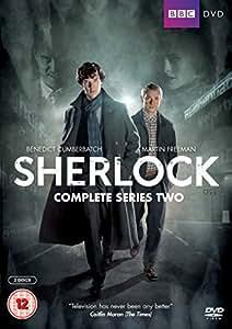 Sherlock - Series 2 [DVD]