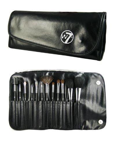 W7 Professional Brush Set by W7 (English Manual)
