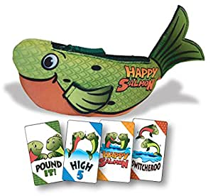 Gioco di carte North Star Games, Happy Salmon (versione inglese).