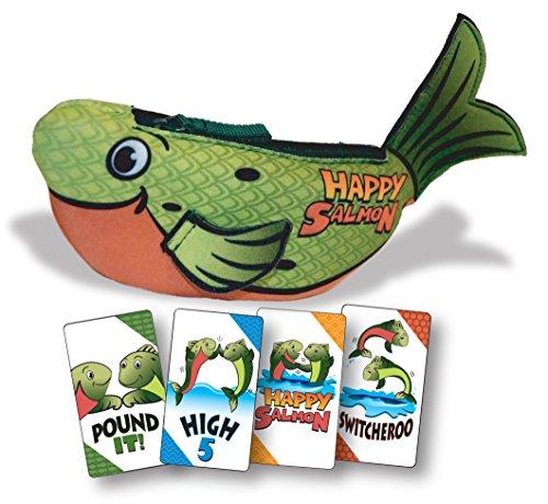 Juegos North Star juego de cartas Happy Salmon