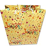 ThemeHouseParty Theme Party Paper BAGES for Gifting (Big Size)/Birthday Party Decoration/Goodie Bag